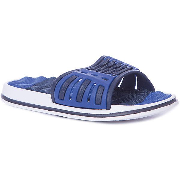 Шлепанцы Mursu для мальчикаПляжная обувь<br>Характеристики товара:<br><br>• цвет: синий<br>• внешний материал: ПВХ;<br>• внутренний материал: ПВХ;<br>• стелька: ЭВА;<br>• подошва: ЭВА;<br>• сезон: лето;<br>• облегчённая модель;<br>• подходит для пляжа;<br>• подходит для занятий в бассейне;<br>• отверстия для вентиляции;<br>• устойчивая подошва;<br>• страна бренда: Финляндия.<br><br>Параметры изделия:<br>• Длина стельки: 19,5 см<br><br>Детям для правильного развития стопы и всего организма необходима качественная обувь. Эта удобная пляжная обувь поможет создать ногам ребенка комфортные условия, благодаря продуманной конструкции она отлично сидит на ноге. Это отличный вариант правильной и красивой детской обуви!<br><br>Шлёпанцы для мальчика от финского бренда MURSU (МУРСУ) можно купить в нашем интернет-магазине.<br>Ширина мм: 225; Глубина мм: 139; Высота мм: 112; Вес г: 290; Цвет: синий; Возраст от месяцев: 84; Возраст до месяцев: 96; Пол: Мужской; Возраст: Детский; Размер: 31,30,35,34,33,32; SKU: 7722053;