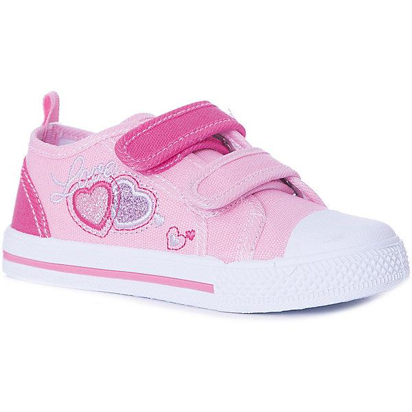 Купить Кеды Mursu для девочки, Китай, розовый, 29, 28, 27, 32, 31, 30, Женский