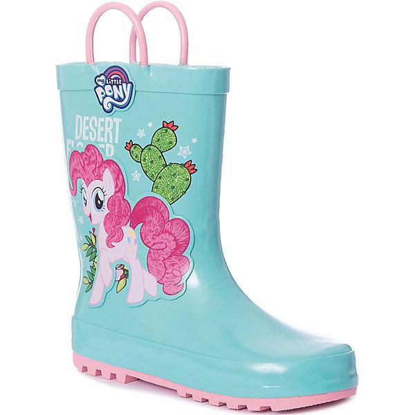 KAKADU Резиновые сапоги Kakadu My little Pony для девочки