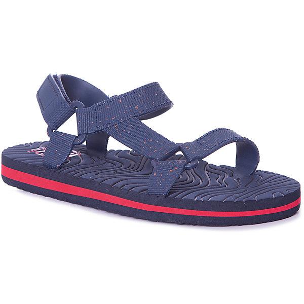 KAKADU Сандалии Kakadu для мальчика сандалии для мальчика bottilini цвет синий голубой so 096 8 размер 21 22 5