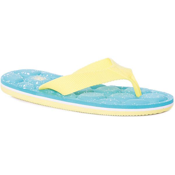 Шлепанцы Kakadu для девочкиПляжная обувь<br>Характеристики товара:<br><br>• цвет: желтый<br>• материал верха: ПВХ<br>• подошва: ЭВА<br>• сезон: лето<br>• застежка: нет<br>• подошва не скользит <br>• анатомические <br>• страна бренда: Россия<br><br>Эти шлепанцы для ребенка отличаются стильным дизайном. Яркие шлепанцы для детей от бренда Kakadu разработаны, исходя из потребностей ребенка. Стильные детские шлепанцы имеют облегченную подошву. <br><br>Шлепанцы Kakadu (Какаду) для девочки можно купить в нашем интернет-магазине.<br>Ширина мм: 225; Глубина мм: 139; Высота мм: 112; Вес г: 290; Цвет: голубой; Возраст от месяцев: 84; Возраст до месяцев: 96; Пол: Женский; Возраст: Детский; Размер: 37,36,35,34,33,32,31; SKU: 7729835;
