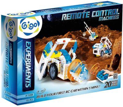 Конструктор GIGO  Управляемые роботы 2 , артикул:7731256 - Робототехника и электроника