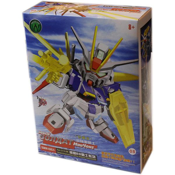 Gaoda Модель для сборки Робот. Солдат Новый МаиЧонг