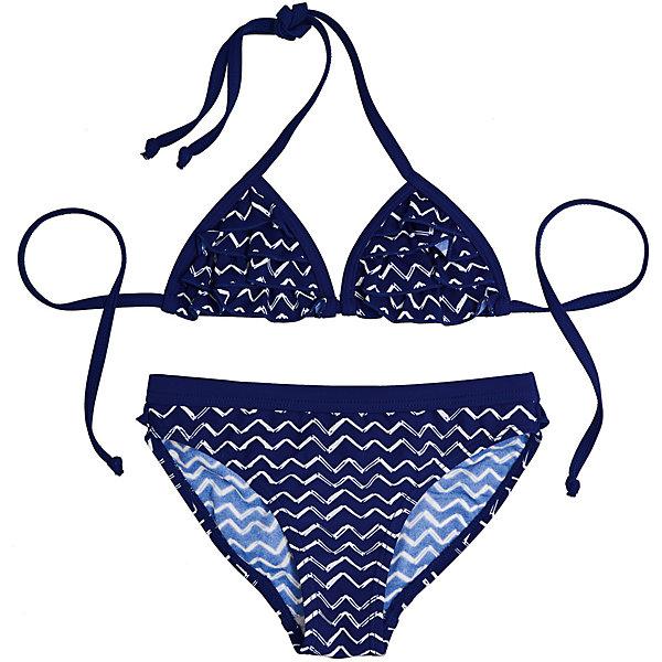 Button Blue Купальник Button Blue для девочки купальник слитный для девочки arina festivita цвет синий gi 011806 af размер 152 158