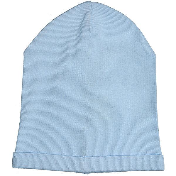 Шапка Button Blue для девочкиГоловные уборы<br>Шапка Button Blue для девочки<br>Если вы хотите недорого купить шапку для девочки на весну, лучшим вариантом будет трикотажная шапка Button Blue из коллекции Весна-Лето 2018. Шапка сделана в соответствии со всеми модными требованиями сезона, но может похвастаться не только этим: модель выполнена из качественного материала, она мягкая и приятная на ощупь.<br>Состав:<br>95%хлопок 5% эластан<br>Ширина мм: 89; Глубина мм: 117; Высота мм: 44; Вес г: 155; Цвет: голубой; Возраст от месяцев: 24; Возраст до месяцев: 36; Пол: Женский; Возраст: Детский; Размер: 50,56,54,52; SKU: 7745903;