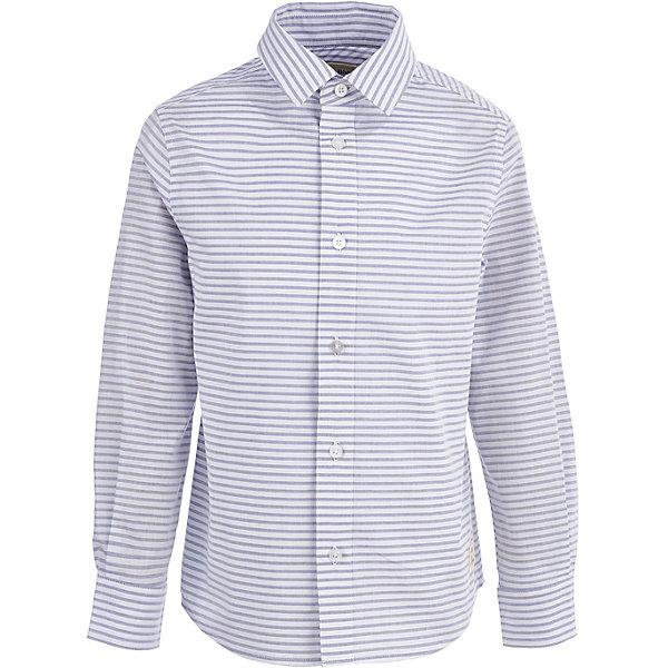 Сорочка Button Blue для мальчикаБлузки и рубашки<br>Характеристики товара:<br><br>• цвет: серый<br>• состав ткани: 100% хлопок<br>• сезон: круглый год<br>• застежка: пуговицы<br>• длинные рукава<br>• страна бренда: Россия<br><br>Удобная детская рубашка с длинным рукавом сделана из натурального хлопка, который не вызывает аллергии и прост в уходе. Принтованная сорочка для ребенка от популярного бренда Button Blue выполнена в универсальном цвете. Сорочка для детей удобно застегивается на пуговицы. <br><br>Сорочку Button Blue (Баттон Блю) для мальчика можно купить в нашем интернет-магазине.<br>Ширина мм: 174; Глубина мм: 10; Высота мм: 169; Вес г: 157; Цвет: белый; Возраст от месяцев: 60; Возраст до месяцев: 72; Пол: Мужской; Возраст: Детский; Размер: 116,158,152,146,110,104,140,98,134,128,122; SKU: 7746444;