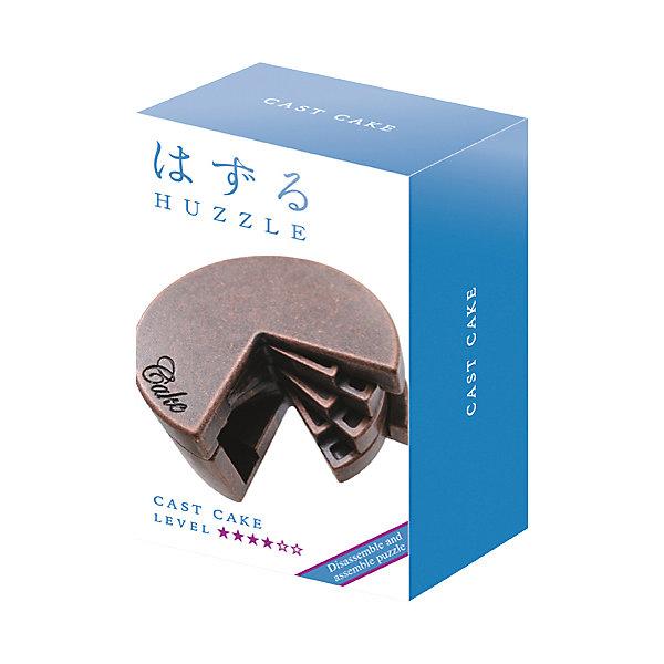 Головоломка Huzzle Cast КексКлассические головоломки<br>Характеристики товара:<br><br>• возраст: от 8 лет;<br>• материал: металл;<br>• уровень сложности: 4;<br>• размер упаковки: 12х7,5х4,5 см;<br>• вес упаковки: 154 гр.;<br>• страна бренда: Япония.<br><br>Головоломка Huzzle Cast Кекс - это занимательное и интересное занятие для детей и взрослых, которое способствует развитию пространственного мышления, усидчивости, внимания, требует смекалки и сообразительности.<br><br>Смысл головоломки заключается в том, чтобы разделить детали головоломки, а затем снова соединить их. На первый взгляд может показаться, что это очень просто, но на самом деле здесь есть небольшой подвох. Поэтому новички должны быть крайне осторожны, и не пытаться применить силу, чтобы не повредить головоломку.<br><br>Головоломка Huzzle Cast Кекс можно купить в нашем интернет-магазине.<br>Ширина мм: 75; Глубина мм: 45; Высота мм: 120; Вес г: 122; Возраст от месяцев: 96; Возраст до месяцев: 2147483647; Пол: Унисекс; Возраст: Детский; SKU: 7749436;