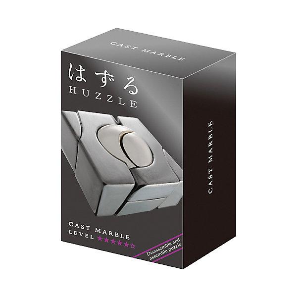 Головоломка Huzzle Cast МраморКлассические головоломки<br>Характеристики товара:<br><br>• возраст: от 8 лет;<br>• материал: металл;<br>• уровень сложности: 6;<br>• размер упаковки: 12х7,5х4,5 см;<br>• вес упаковки: 154 гр.;<br>• страна бренда: Япония.<br><br>Головоломка Huzzle Cast Мрамор - это занимательное и интересное занятие для детей и взрослых, которое способствует развитию пространственного мышления, усидчивости, внимания, требует смекалки и сообразительности.<br><br>Смысл головоломки заключается в том, чтобы разделить детали головоломки, а затем снова соединить их. На первый взгляд может показаться, что это очень просто, но на самом деле здесь есть небольшой подвох. Поэтому новички должны быть крайне осторожны, и не пытаться применить силу, чтобы не повредить головоломку.<br><br>Головоломка Huzzle Cast Мрамор можно купить в нашем интернет-магазине.<br>Ширина мм: 75; Глубина мм: 45; Высота мм: 120; Вес г: 182; Возраст от месяцев: 96; Возраст до месяцев: 2147483647; Пол: Унисекс; Возраст: Детский; SKU: 7749442;