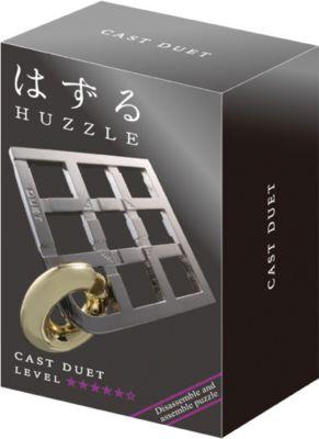 Головоломка Huzzle Cast  Дуэт , артикул:7749448 - Головоломки