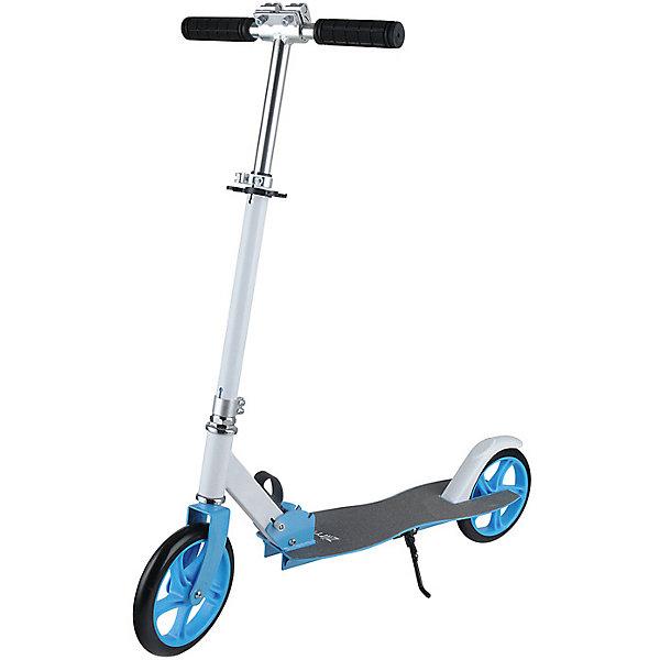 Складной самокат Zilmer ZL-102,2 PU колеса 20 см, 87X36X101,5Самокаты<br>Характеристики:<br><br>• возраст: от 8 лет;<br>• материал: полиуретан, металл;<br>• цвет: голубой с белым;<br>• регулируемая высота руля: 91,5/96,5/101,5 см;<br>• диаметр колес: 20 см;<br>• в наборе: самокат, шестигранные ключи 2 шт., инструкция по сборке на русском языке;<br>• максимальная нагрузка: 100 кг.;<br>• вес: 5,1 кг.;<br>• размер упаковки: 79х17х33 см;<br>• страна бренда: Китай.<br><br>Самокат Zilmer «ZL-102» имеет два колеса, хорошо развивает скорость, подходит опытным в катании ребятам. Заднее колесо оснащено крылом против брызг в дождливую погоду. Руль регулируется по высоте. Имеется подножка.<br><br>Удобные ручки самоката легко помещаются в руке, руки при этом не скользят. Самокат можно быстро сложить для транспортировки, ручки тоже складываются. Езда на самокате развивает физические способности, координацию движений и выносливость. Изделие выполнено из прочных качественных материалов.<br><br>Самокат Zilmer «ZL-102», 2 PU колеса 20 см, 87х36х101,5 можно купить в нашем интернет-магазине.<br>Ширина мм: 79; Глубина мм: 17; Высота мм: 33; Вес г: 5100; Цвет: синий/белый; Возраст от месяцев: 96; Возраст до месяцев: 144; Пол: Унисекс; Возраст: Детский; SKU: 7753557;