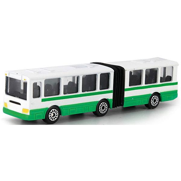 Автобус с резинкой  12 см, металл.Машинки<br>Характеристики товара:<br><br>• возраст: от 3 лет;<br>• размер упаковки: 18x4x9 см.;<br>• вес: 120 гр.;<br>• размер машинки: 12 см.;<br>• комплектация: 1 машина;<br>• из чего сделана игрушка (состав): пластик, металл, резина;<br>• упаковка: картонная коробка с блистером.<br><br>Металлическая модель от торговой марки Технопарк представлена в виде гражданского автобуса. <br><br>Автобус изготовлен из металла и дополнен элементами из пластика. <br><br>Он также оснащен подвижными колесами, благодаря которым с ним можно играть, катая автобус по ровной поверхности. <br><br>Такая металлическая модель автобуса послужит в качестве уникального дополнения коллекции миниатюрных машин.<br><br>Автобус с резинкой можно купить в нашем интернет-магазине.<br>Ширина мм: 180; Глубина мм: 40; Высота мм: 90; Вес г: 120; Цвет: зеленый; Возраст от месяцев: 36; Возраст до месяцев: 96; Пол: Мужской; Возраст: Детский; SKU: 7754746;