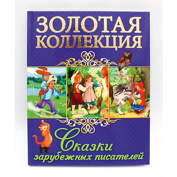 Проф-Пресс Золотая коллекция. Сказки зарубежных писателей. iddis sunny leaf mid250a
