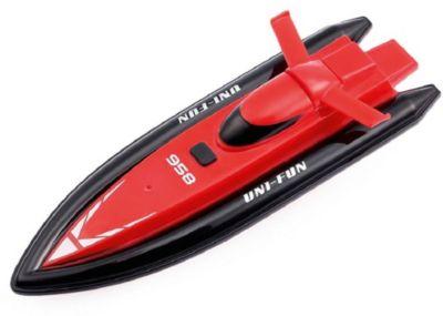 Мини-катер HuanQi на радиоуправлении, артикул:7757321 - Радиоуправляемые игрушки