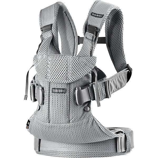 BabyBjorn Рюкзак-кенгуру BabyBjorn One Mesh babybjorn рюкзак для переноски ребенка one soft cotton mix цвет серый белый