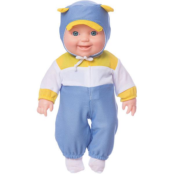 Весна Кукла-пупс Малыш 7 мальчик, 30 см.