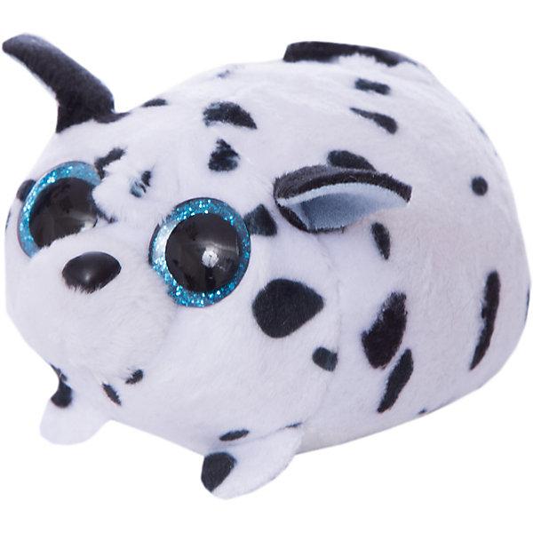 ABtoys Мягкая игрушка Abtoys Долматинец с черными пятнами, 10 см