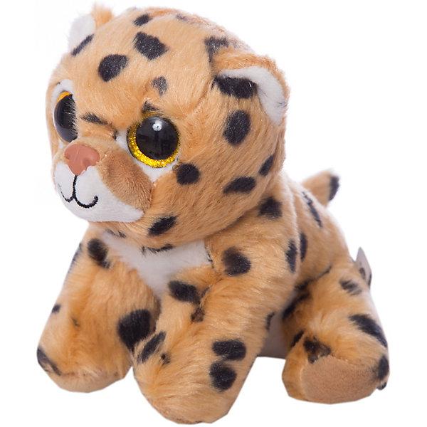 Мягкая игрушка Abtoys Леопард коричневый, 15 смМягкие игрушки животные<br>Характеристики товара:<br><br>• возраст: от 3 лет;<br>• размер: 15х10х15 см;<br>• вес: 200 г;<br>• материал: пластик, текстиль, искусственный мех;<br>• бренд: ABtoys.<br><br>Маленький милый леопард от бренда ABtoys понравится каждому малышу. Такая игрушка сможет стать лучшим другом вашего ребенка.<br><br>У этого пушистика пятнистая шерсть, большие карие глазки и розовый маленький носик. Леопард смотрит добрым доверчивым взглядом, приглашая поиграть с собой.<br><br>Игрушка выполнена из качественных материалов, абсолютно безопасных для детей.<br><br>Коричневого леопарда ABtoys  можно купить в нашем интернет-магазине.<br>Ширина мм: 150; Глубина мм: 100; Высота мм: 150; Вес г: 200; Цвет: коричневый; Возраст от месяцев: 36; Возраст до месяцев: 120; Пол: Унисекс; Возраст: Детский; SKU: 7766985;