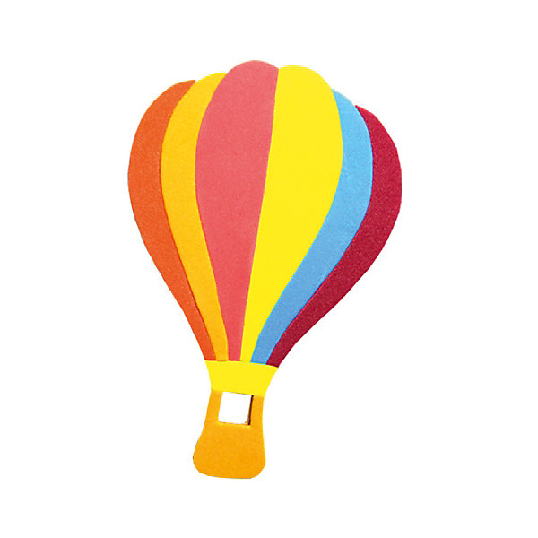 Купить Аппликация на магнитике Воздушный шар, Santa Lucia, Россия, Мужской