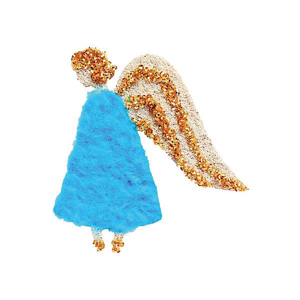 Купить Аппликация на магнитике Ангел, Santa Lucia, Россия, разноцветный, Унисекс