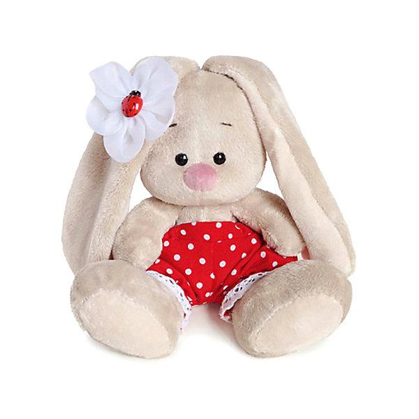 Мягкая игрушка Budi Basa Зайка Ми с божьей коровкой, 15 смМягкие игрушки зайцы и кролики<br>Характеристики товара:<br><br>• возраст: от 3 лет;<br>• материал: текстиль, искусственный мех;<br>• высота игрушки: 15 см;<br>• размер упаковки: 15х14х15 см;<br>• вес упаковки: 270 гр.;<br>• страна производитель: Россия.<br><br>Мягкая игрушка «Зайка Ми с божьей коровкой» Budi Basa — очаровательный пушистый зайчонок с длинными ушками. Игрушка выполнена из качественного безопасного материала, настолько приятного и мягкого, что ребенок будет брать с собой зайку в кроватку и спать в обнимку.<br><br>Мягкую игрушку «Зайка Ми с божьей коровкой» Budi Basa можно приобрести в нашем интернет-магазине.<br>Ширина мм: 135; Глубина мм: 135; Высота мм: 130; Вес г: 250; Цвет: бежевый; Возраст от месяцев: 36; Возраст до месяцев: 168; Пол: Унисекс; Возраст: Детский; SKU: 7771059;