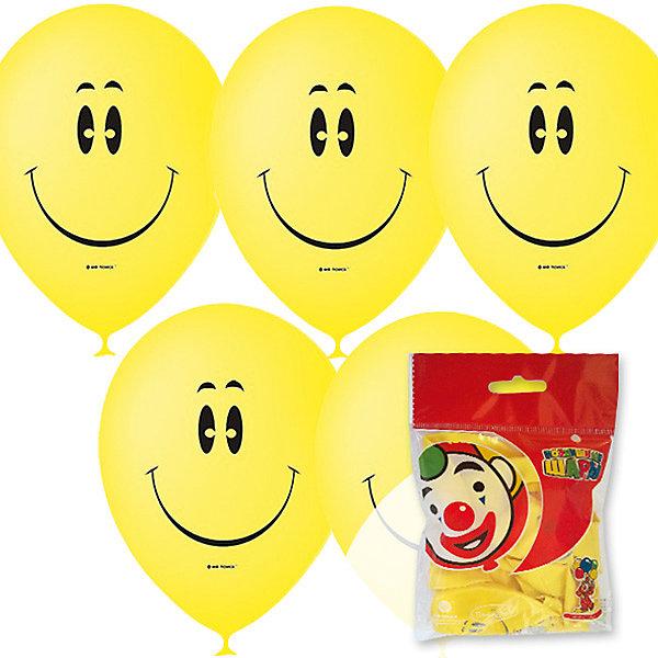Воздушные шары Latex Occidental Смайл 10 шт., пастель (шёлк)Воздушные шары<br>Характеристики:<br><br>• тип товара: воздушные шары;<br>• возраст: от 3 лет;<br>• цвет: желтый;<br>• комплектация: 10 шт;<br>• размер: 30 см;<br>• материал: латекс;<br>• вес: 40 гр;<br>• размер: 15х10х2 см; <br>• страна бренда: Мексика;<br>• бренд: Latex Occidental.<br>   <br>Шары M 12/30см Пастель (шелк) YELLOW 1 ст. рис Смайл 10шт станут обязательным атрибутом любого праздника. Высококачественные воздушные шары из натурального латекса с односторонней печатью методом шелкографии - Смайл. В данном ассорти собраны воздушные шары пастель yellow с одинаковым дизайном - Смайл.<br> <br>Воздушные шары типа «пастель» характеризуются нежными, пастельными цветами, они непрозрачны и имеют мягкий блик. Воздушные шары производства Латекс Оксидентл характеризуются эластичным латексом, равномерным окрасом шара и высоким качеством. Эти воздушные шары удобны оформителям в работе благодаря хвостику, который растягивается до 20см.<br><br>Шары M 12/30см Пастель (шелк) YELLOW 1 ст. рис Смайл 10шт можно купить в нашем интернет-магазине.<br>Ширина мм: 150; Глубина мм: 100; Высота мм: 20; Вес г: 40; Возраст от месяцев: 36; Возраст до месяцев: 2147483647; Пол: Унисекс; Возраст: Детский; SKU: 7771119;