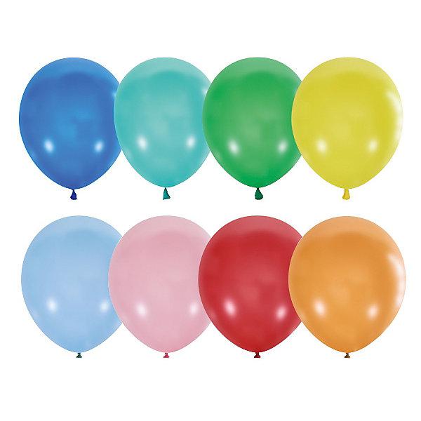 Latex Occidental Воздушные шары 12/30 см, серия Пастель, 100 шт