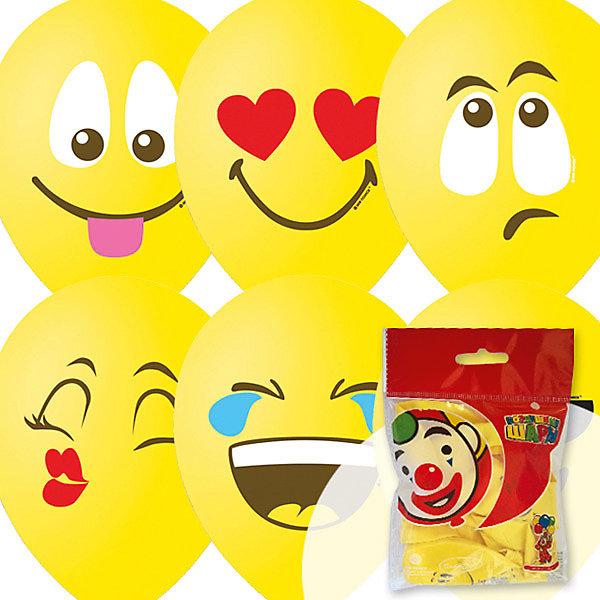 Воздушные шары Latex Occidental Эмоции. Смайл 10 шт., пастель (шёлк)Воздушные шары<br>Характеристики:<br><br>• тип товара: воздушные шары;<br>• возраст: от 3 лет;<br>• цвет: желтый;<br>• комплектация: 10 шт;<br>• размер: 30 см;<br>• материал: латекс;<br>• вес: 40 гр;<br>• размер: 15х10х2 см; <br>• страна бренда: Мексика;<br>• бренд: Latex Occidental.<br>   <br>Шары M 12/30см Пастель (шелк) ЖЕЛТЫЙ 1 ст. 3 цв. рис Эмоции Смайл 10шт станут обязательным атрибутом любого праздника. Высококачественные воздушные шары из натурального латекса с односторонней печатью методом шелкографии - Смайл. В данном ассорти собраны воздушные шары пастель yellow с одинаковым дизайном - Смайл. <br><br>Воздушные шары типа «пастель» характеризуются нежными, пастельными цветами, они непрозрачны и имеют мягкий блик. Воздушные шары производства Латекс Оксидентл характеризуются эластичным латексом, равномерным окрасом шара и высоким качеством. Эти воздушные шары удобны оформителям в работе благодаря хвостику, который растягивается до 20см.<br><br>Шары M 12/30см Пастель (шелк) ЖЕЛТЫЙ 1 ст. 3 цв. рис Эмоции Смайл 10шт можно купить в нашем интернет-магазине.<br>Ширина мм: 150; Глубина мм: 100; Высота мм: 20; Вес г: 40; Возраст от месяцев: 36; Возраст до месяцев: 2147483647; Пол: Унисекс; Возраст: Детский; SKU: 7771131;
