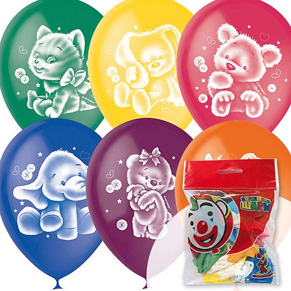 Воздушные шары Latex Occidental Плюшевые друзья 10 шт., пастель + декораторВоздушные шары<br>Характеристики:<br><br>• тип товара: воздушные шары;<br>• возраст: от 3 лет;<br>• цвет: ассорти;<br>• комплектация: 10 шт;<br>• размер: 30 см;<br>• материал: латекс;<br>• вес: 40 гр;<br>• размер: 15х10х2 см; <br>• страна бренда: Мексика;<br>• бренд: Latex Occidental.<br>   <br>Шары M 12/30см Пастель+Декоратор (растр) 2 ст. рис «Плюшевые друзья» 10шт станут обязательным атрибутом любого праздника. Высококачественные воздушные шары из натурального латекса с изображением животных.<br>В упаковке собраны разноцветные шарики расцветки «пастель» и «декоратор». <br><br>Воздушные шары производства Латекс Оксидентл отличаются эластичным латексом, высоким качеством и равномерным окрасом шара. Благодаря хвостику, который растягивается до 20 см очень удобны в оформлении.<br><br>Шары M 12/30см Пастель+Декоратор (растр) 2 ст. рис «Плюшевые друзья» 10шт можно купить в нашем интернет-магазине.<br>Ширина мм: 150; Глубина мм: 100; Высота мм: 20; Вес г: 40; Возраст от месяцев: 36; Возраст до месяцев: 2147483647; Пол: Унисекс; Возраст: Детский; SKU: 7771141;