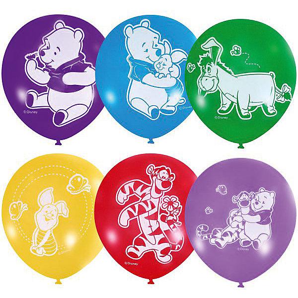 Воздушные шары Latex Occidental Дисней. Винни-Пух 50 шт., пастель + декоратор (шёлк)Воздушные шары<br>Характеристики:<br><br>• тип товара: воздушные шары;<br>• возраст: от 3 лет;<br>• цвет: ассорти;<br>• комплектация: 50 шт;<br>• размер: 30 см;<br>• материал: латекс;<br>• вес: 170 гр;<br>• размер: 15х10х2 см; <br>• страна бренда: Мексика;<br>• бренд: Latex Occidental.<br>   <br>Шары M 12/30см Пастель+Декоратор (шелк) 2 ст. рис «Дисней Винни Пух» 50шт станут обязательным атрибутом любого праздника. Высококачественные воздушные шары из натурального латекса с 2-сторонней печатью методом шелкографии - герои мультфильма Дисней «Винни Пух». В данном ассорти представлены воздушные шары типа «пастель» и «декоратор» за исключением воздушных шаров черного цвета. <br><br>Воздушные шары типа пастель характеризуются нежными, пастельными цветами, они непрозрачны и имеют мягкий блик. Воздушные шары типа декоратор характеризуются обширной цветовой палитрой и в зависимости от цвета бывают полупрозрачными и матовыми. <br><br>Воздушные шары производства Латекс Оксидентл характеризуются эластичным латексом, равномерным окрасом шара и высоким качеством. Эти воздушные шары удобны оформителям в работе благодаря хвостику, который растягивается до 20см. <br><br>Шары M 12/30см Пастель+Декоратор (шелк) 2 ст. рис «Дисней Винни Пух» 50шт можно купить в нашем интернет-магазине.<br>Ширина мм: 150; Глубина мм: 100; Высота мм: 20; Вес г: 170; Возраст от месяцев: 36; Возраст до месяцев: 2147483647; Пол: Унисекс; Возраст: Детский; SKU: 7771145;