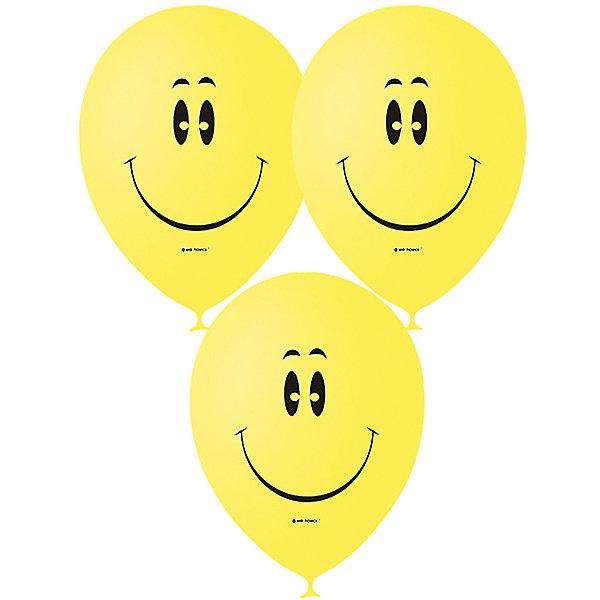 Воздушные шары Latex Occidental Смайл 25 шт., жёлтый, пастель (шёлк)Воздушные шары<br>Характеристики:<br><br>• тип товара: воздушные шары;<br>• возраст: от 3 лет;<br>• цвет: желтый;<br>• комплектация: 50 шт;<br>• размер: 30 см;<br>• материал: латекс;<br>• вес: 170 гр;<br>• размер: 15х10х2 см; <br>• страна бренда: Мексика;<br>• бренд: Latex Occidental.<br>   <br>Шары M 12/30см Пастель (шелк) YELLOW 1 ст. рис Смайл 50шт станут обязательным атрибутом любого праздника.  Эти воздушные шары из натурального латекса с односторонней печатью методом шелкографии - Смайл. В данном ассорти собраны воздушные шары пастель yellow с одинаковым дизайном - Смайл. <br><br>Воздушные шары типа «пастель» характеризуются нежными, пастельными цветами, они непрозрачны и имеют мягкий блик. Воздушные шары производства Латекс Оксидентл характеризуются эластичным латексом, равномерным окрасом шара и высоким качеством. Эти воздушные шары удобны оформителям в работе благодаря хвостику, который растягивается до 20см.<br><br>Шары M 12/30см Пастель (шелк) YELLOW 1 ст. рис Смайл 50шт можно купить в нашем интернет-магазине.<br>Ширина мм: 150; Глубина мм: 100; Высота мм: 20; Вес г: 170; Возраст от месяцев: 36; Возраст до месяцев: 2147483647; Пол: Унисекс; Возраст: Детский; SKU: 7771197;