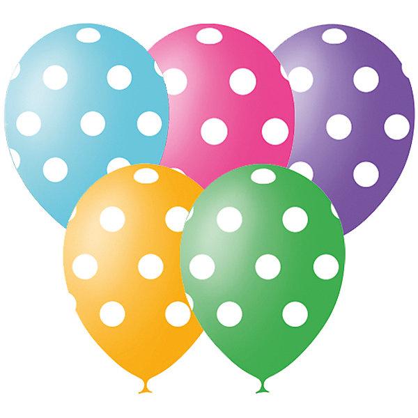 Воздушные шары Горошек 12/30 см 25 шт, серия ДекораторВоздушные шары<br>Характеристики:<br><br>• тип товара: воздушные шары;<br>• возраст: от 3 лет;<br>• цвет: ассорти;<br>• комплектация: 25 шт;<br>• размер: 30 см;<br>• материал: латекс;<br>• вес: 85 гр;<br>• размер: 15х10х2 см;<br>• страна бренда: Мексика;<br>• бренд: Latex Occidental.<br><br>Воздушные шары Горошек 12/30 см 5 цветов 25 шт, серия Декоратор (шелковая печать с 5 сторон) станут обязательным атрибутом любого праздника. Это латексные воздушные шары типа «декоратор» нежных пастельных цветов с «гороховым» рисунком, в ассорти собраны цвета шаров: FUCHSIA 060, LIME GREEN 065, MANDARINA 062, SKY BLUE 042, VIOLET LAVENDER 056.<br><br>В то же время эти шары намного превосходят по яркости и цветовому разнообразию коллекцию «Пастель». Подобное ассорти шаров прекрасно подойдет для оформления свадьбы, ретро-вечеринки или вечеринки в стиле пин-ап. Оформители ценят продукцию Латекс Оксидентл за прочность, сочность цветов и длинный хвостик, который способен растягиваться до 20 см.<br><br>Воздушные шары Горошек 12/30 см 5 цветов 25 шт, серия Декоратор (шелковая печать с 5 сторон) можно купить в нашем интернет-магазине.