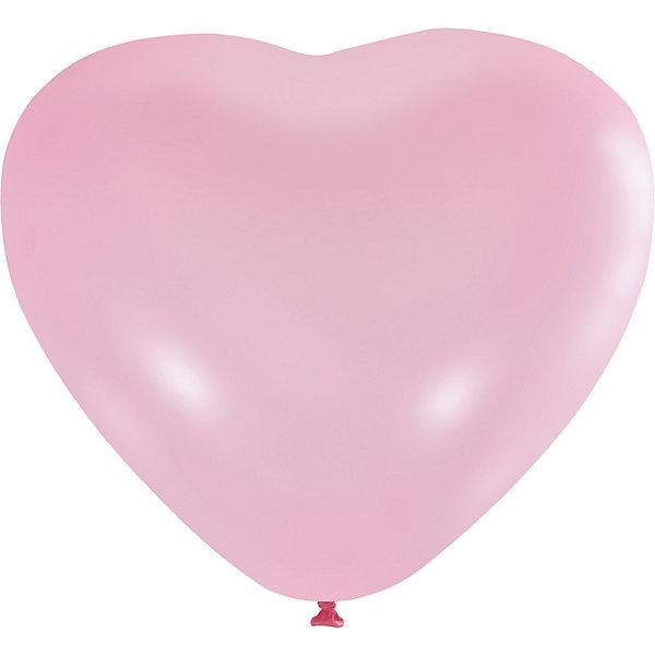 Воздушные шары Latex Occidental Сердце 50 шт., декораторДень рождения Принцессы<br>Характеристики:<br><br>• тип товара: воздушные шары;<br>• возраст: от 3 лет;<br>• цвет: розовый;<br>• комплектация: 50 шт;<br>• размер: 25 см;<br>• материал: латекс;<br>• вес: 135 гр;<br>• размер: 15х10х2 см;<br>• страна бренда: Мексика;<br>• бренд: Latex Occidental.<br>   <br>Шары M 10/25см «Сердце Декоратор PINK» 50шт станут обязательным атрибутом любого праздника. Одноцветные воздушные шары в форме объемной фигуры сердца из натурального латекса одного типа - декоратор. <br><br>Воздушные шары производства Латекс Оксидентл характеризуются эластичным латексом, равномерным окрасом шара и высоким качеством. Эти воздушные шары удобны оформителям в работе благодаря хвостику, который растягивается до 20см. Воздушные шары типа «декоратор» цвета PINK являются матовыми и имеют мягкий блик. <br><br>Шары M 10/25см С»ердце Декоратор PINK» 50шт можно купить в нашем интернет-магазине.