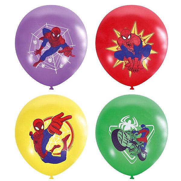 Воздушные шары Latex Occidental Марвел. Человек-паук 25 шт., пастель + декоратор (шёлк)Воздушные шары<br>Характеристики:<br><br>• тип товара: воздушные шары;<br>• возраст: от 3 лет;<br>• цвет: ассорти;<br>• комплектация: 25 шт;<br>• размер: 30 см;<br>• материал: латекс;<br>• вес: 80 гр;<br>• размер: 15х10х2 см; <br>• страна бренда: Мексика;<br>• бренд: Latex Occidental.<br>   <br>Шары M 12/30см Пастель+Декоратор (шелк) 1 ст. 4 цв. рис «Марвел цветной Человек-Паук» 25шт станут обязательным атрибутом любого праздника. Высококачественные воздушные шары из натурального латекса. Шарики с цветными изображениями Человека-паука для украшения помещения к детскому празднику: дню рождения или тематической вечеринке. В данном ассорти представлены воздушные шары типа «пастель» и «декоратор» за исключением воздушных шаров черного цвета. <br><br>Воздушные шары типа пастель характеризуются нежными, пастельными цветами, они непрозрачны и имеют мягкий блик. Воздушные шары типа декоратор характеризуются обширной цветовой палитрой и в зависимости от цвета бывают полупрозрачными и матовыми. <br><br>Воздушные шары производства Латекс Оксидентл характеризуются эластичным латексом, равномерным окрасом шара и высоким качеством. Эти воздушные шары удобны оформителям в работе благодаря хвостику, который растягивается до 20см. <br><br>Шары M 12/30см Пастель+Декоратор (шелк) 1 ст. 4 цв. рис «Марвел цветной Человек-Паук» 25шт  можно купить в нашем интернет-магазине.<br>Ширина мм: 150; Глубина мм: 100; Высота мм: 20; Вес г: 85; Возраст от месяцев: 36; Возраст до месяцев: 2147483647; Пол: Мужской; Возраст: Детский; SKU: 7771261;