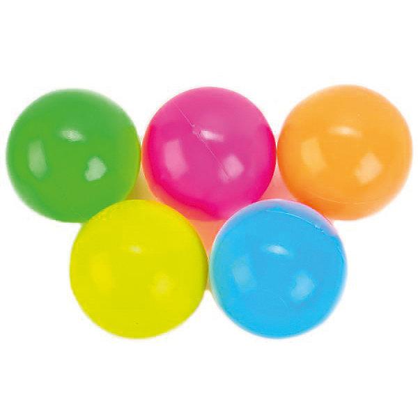 Набор пластиковых шаров  Играем вместе в сетке, 6 смИгровые центры<br>Характеристики товара:<br><br>• возраст: от 3 лет;<br>• материал: пластик;<br>• диаметр шара: 6 см;<br>• размер упаковки: 28х18х19 см;<br>• вес упаковки: 210 гр.<br><br>Набор пластиковых шариков Играем вместе подойдет для использования в сухом бассейне, для игр в манеже, палатке или ванной. Выполнены шарики из качественного безопасного пластика.<br><br>Набор пластиковых шариков Играем вместе можно приобрести в нашем интернет-магазине.<br>Ширина мм: 180; Глубина мм: 190; Высота мм: 280; Вес г: 210; Возраст от месяцев: 12; Возраст до месяцев: 36; Пол: Унисекс; Возраст: Детский; SKU: 7771755;