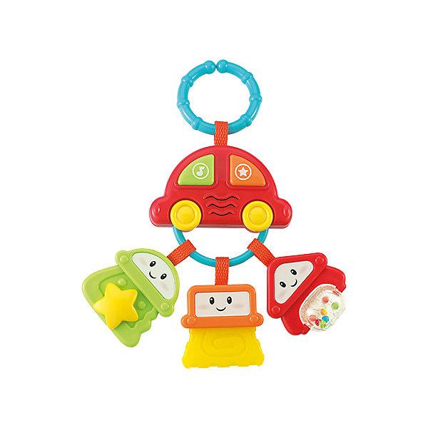 WinFun Звуковая погремушка-брелок мобили на кроватку подвесные игрушки winfun 0807