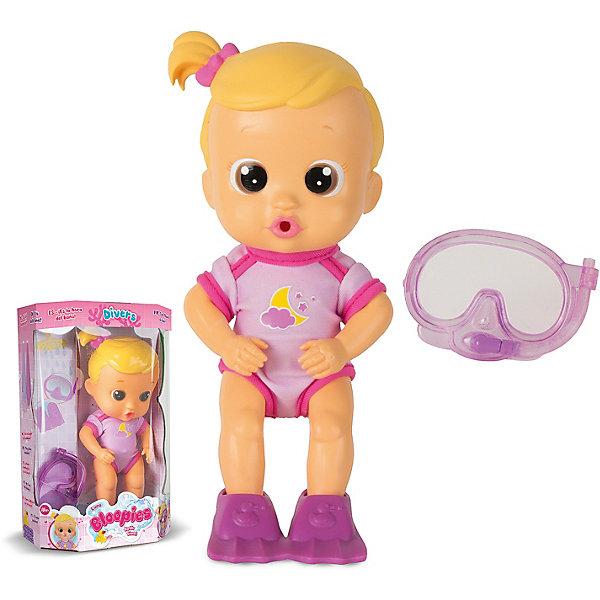 IMC Toys Кукла для купания Луна Bloopies Babies