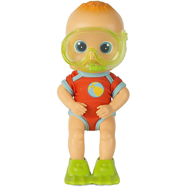 IMC Toys Кукла для купания Коби Bloopies Babies imc toys кукла для купания коби bloopies babies