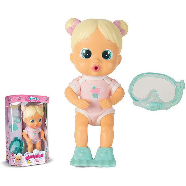 IMC Toys Кукла для купания Свити Bloopies Babies imc toys кукла для купания коби bloopies babies