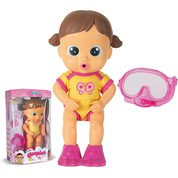 IMC Toys Кукла для купания Лавли Bloopies Babies imc toys кукла для купания коби bloopies babies