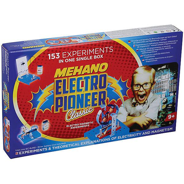 Mehano Электронный конструктор Mehano Электропионер игрушка mehano f234