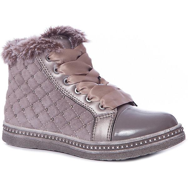 Kapika Ботинки Kapika для девочки демисезонные ботинки 2015 dg