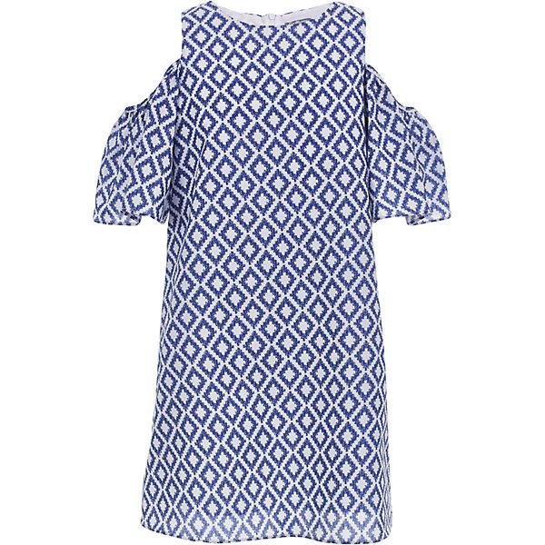 Gulliver Платье Gulliver для девочки платье для девочки gulliver цвет черный 218gsgc2504 размер 134