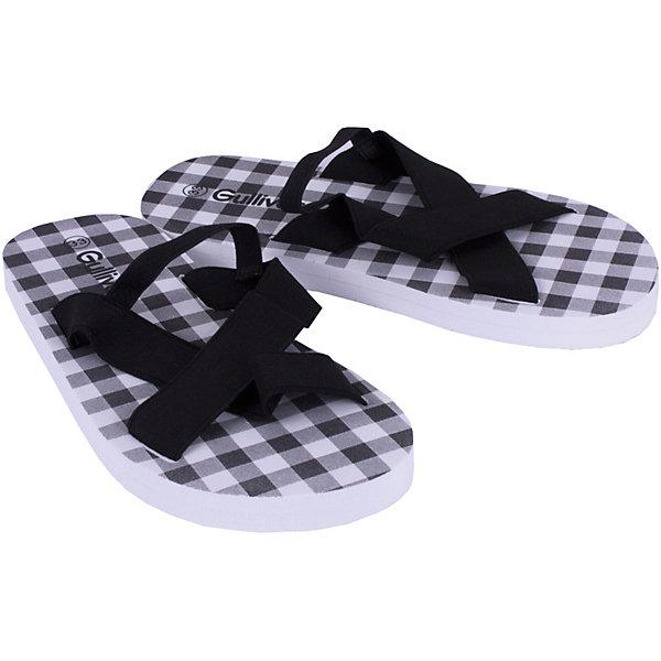 Gulliver Обувь пляжная Gulliver для девочки
