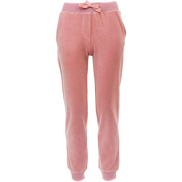 Gulliver Брюки Gulliver для девочки велюровые брюки женские купить недорого