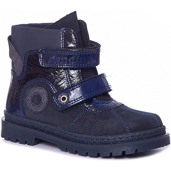 Dandino Ботинки Dandino для мальчика elegami elegami ботинки для мальчика в школу черные