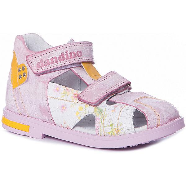 Dandino Сандалии Dandino для девочки сандалии для девочки tom