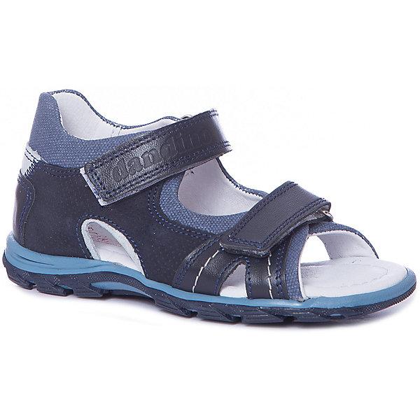 Dandino Сандалии Dandino для мальчика сандалии детские dandino dandino сандалии открытые темно синие