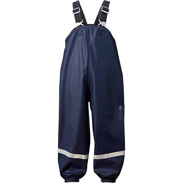 Непромокаемые брюки  PLASKEMAN DIDRIKSONS1913Верхняя одежда<br>Характеристики товара:<br><br>• цвет: темно-синий;<br>• внешняя ткань: Galon 100% полиуретан; <br>• подкладка: трикотаж 100% полиэстер;<br>• водонепроницаемость: 8000 мм.<br>• паропроводимость: 4000 г/м2/24ч <br>• температурный режим: от +7 градусов и выше;<br>• сезон: демисезон;<br>• эластичный материал;<br>• несъемные регулируемые лямки;<br>• штрипки на ботинок;<br>• светоотражатели;<br>• страна бренда: Швеция.<br><br>Непромокаемый полукомбинезон «PLASKEMAN» для мальчика от производителя DIDRIKSONS1913 подойдет для прогулок в дождь или сразу после дождя. Полукомбинезон можно использовать в качестве самостоятельного предмета одежды, а также в качестве защитной одежды в слякотные дни. Полукомбинезон выполнен из специального полиуретанового материала Galon, швы запаяны. Несъемные лямки брюк регулируются, предусмотрены штрипки на ботинки и светоотражающие нашивки для безопасности.<br><br>DIDRIKSONS 1913 (Швеция) - ведущий европейский производитель функциональной одежды для города, туризма, активного отдыха на природе и спорта. Непромокаемая одежда Didriksons очень проста в уходе. Загрязнения легко удаляются влажной губкой или под струей воды. <br><br>Непромокаемый полукомбинезон «PLASKEMAN» для мальчика от бренда DIDRIKSONS1913 (Дидриксон1913) можно купить в нашем интернет-магазине.<br>Ширина мм: 215; Глубина мм: 88; Высота мм: 191; Вес г: 336; Цвет: синий; Возраст от месяцев: 5; Возраст до месяцев: 12; Пол: Унисекс; Возраст: Детский; Размер: 70,120,110,100,90,80; SKU: 7797286;