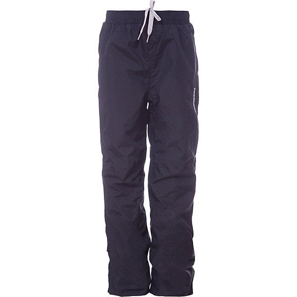 Спортивные брюки DIDRIKSONS NobiВерхняя одежда<br>Характеристики товара:<br><br>• внешняя ткань: 100% Нейлон, 2 слоя, DWR; <br>• подкладка: 100% хлопок;<br>• водонепроницаемость: 5000 мм.<br>• паропроводимость: 4000 г/м2/24ч <br>• температурный режим: от -5 до +15<br>• сезон: демисезон;<br>• регулируемая талия;<br>• ширинка на молнии;<br>• гетры с удерживающими петлями;<br>• эргономичный крой;<br>• карманы с дополнительной вентиляцией;<br>• застёжки-молнии в нижней части брюк;<br>• петли для крепления штормовых гетр;<br>• регулировка ширины брючин по ноге;<br>• страна бренда: Швеция.<br><br>Брюки демисезонные «NOBI» от производителя DIDRIKSONS1913 - идеальный вариант как и для мальчика, так и для девочки, расцветка универсальная. Брюки не промокают и не продуваются.<br><br>Легкие непродуваемые брюки анатомического кроя с водоотталкивающей пропиткой прекрасно подойдут для прогулок весной. Обладают широким функционалом и большой износостойкостью. Все материалы высокого качества, безвредные для детского здоровья.<br><br>DIDRIKSONS 1913 (Швеция) - ведущий европейский производитель функциональной одежды для города, туризма, активного отдыха на природе и спорта.<br><br>Производитель рекомендует использовать термобелье и флисовую поддеву для сильных морозов.