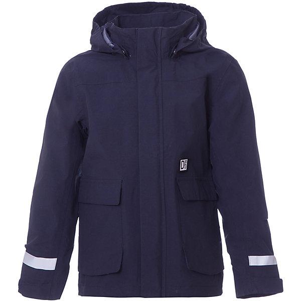 Купить Куртка CALLAN DIDRIKSONS1913 для мальчика, Китай, синий, 100, 110, 90, 140, 130, 120, Мужской